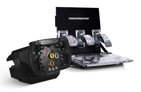5 simracing stuurtjes getest: Logitech vs  Thrustmaster