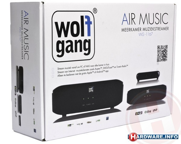 Wolfgang Air Music