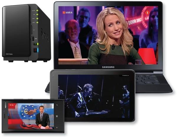 Workshop: je NAS als TV-server - Hardware Info