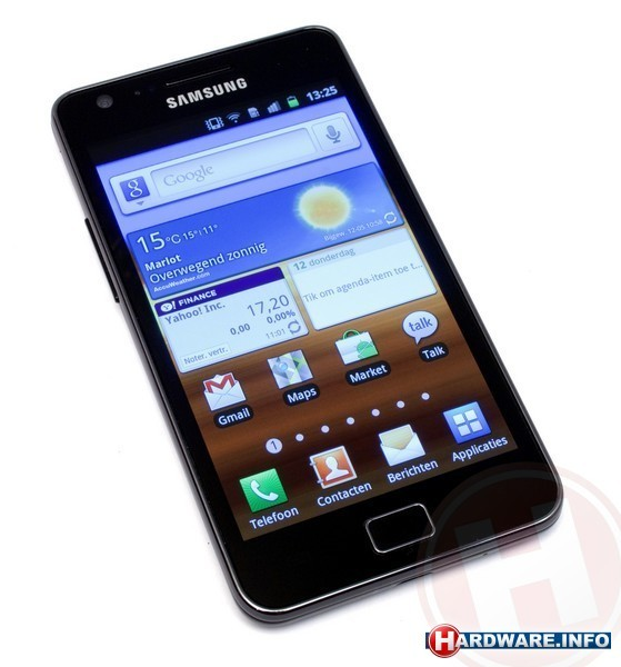 Samsung Galaxy S Ii Gt I9100 Review