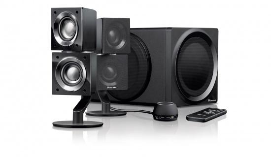 Creative ZiiSounds T6 speakerset