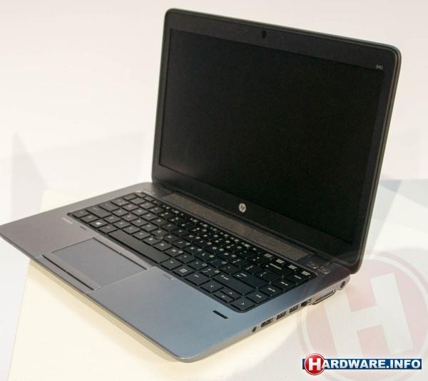 Hands-on with the HP EliteBook 820 G1, EliteBook 840 G1 ...