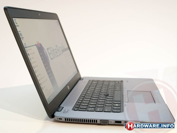 Hands-on with the HP EliteBook 820 G1, EliteBook 840 G1 ...