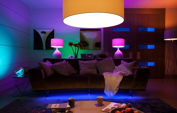 Home Automation Verlichting Via De App Hardware Info
