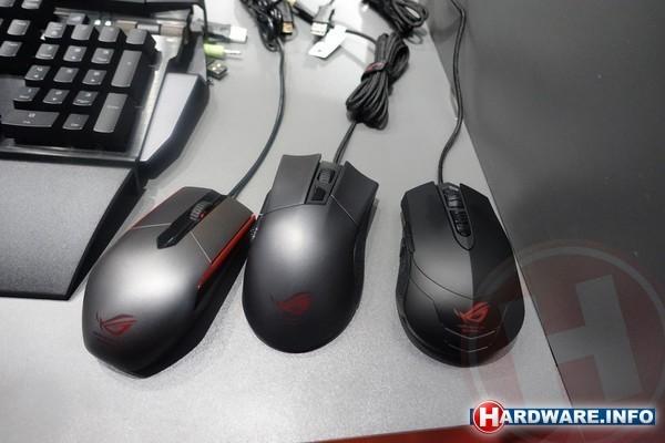 ASUS ROG gaming muizen