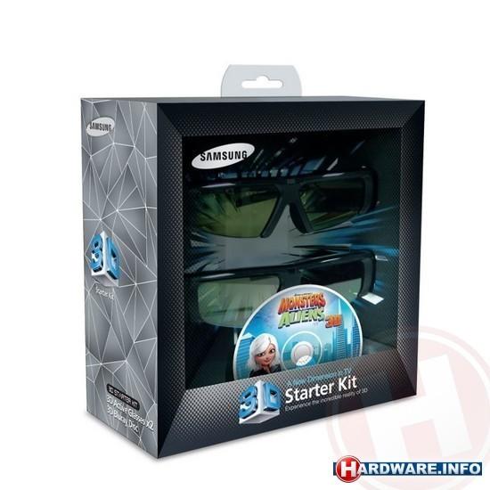 Samsung 3D starterkit