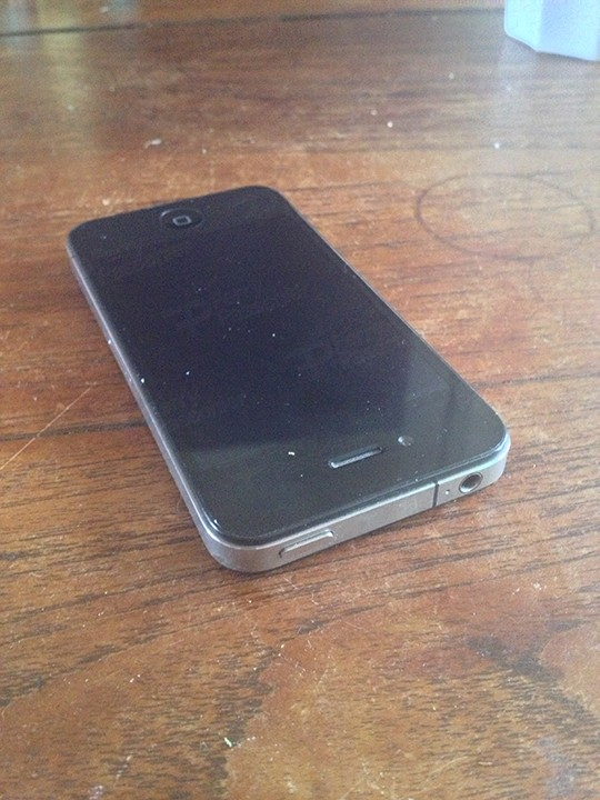 Foto iPhone 4 Ferry Passchier