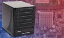 Thecus N5550 review: NAS met HDMI