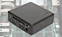 Intel Next Unit of Computing DC3217IYE review: Slimme, snelle mini