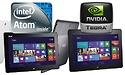 Intel Atom Z2760 vs. Nvidia Tegra 3 review: hoe presteert Windows 8 op x86 en ARM?
