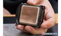 Workshop: sanding CPU for better cooling performance