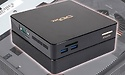 Shuttle NC01U7 en XVB01 review: mini with external graphics card
