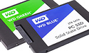 WD Blue en Green SSD's: tweemaal is scheepsrecht?