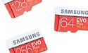 Samsung Evo+ MicroSDXC V2 review: nieuwe kaartjes