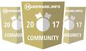 De uitslag van de Hardware.Info Community Awards 2017!