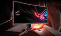 Asus ROG Strix XG35VQ review: gaming in high contrast