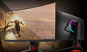 Gaming in large format: Asus ROG Strix XG32VQ review