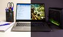 Gigabyte Aorus GTX 1070 en RX 580 Gaming Box review: Transform your light laptop to gaming system