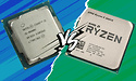 AMD Ryzen 5 2600X vs. Intel Core i5 8600K: the best gaming CPU in the year 2018!