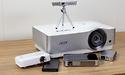 7 pico-projectoren review: neem je bioscoop mee