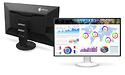 Eizo FlexScan EV3285 review: Mercedes onder de monitoren