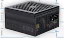 NZXT E500, E650 & E850 voeding review: smart maar niet slim