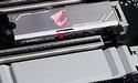 Gigabyte Aorus RGB M.2 NVMe SSD review: kleurrijke, maar serieuze strepentrekker