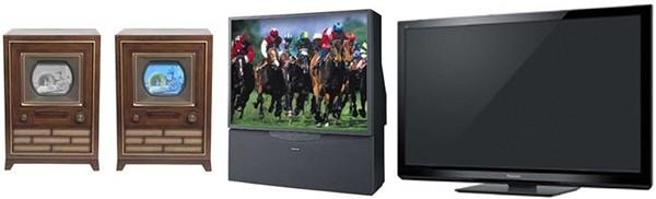 Evolutie van de televisie