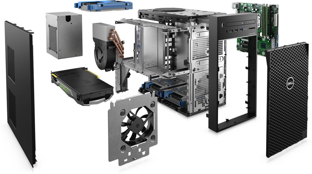 Dell workstation