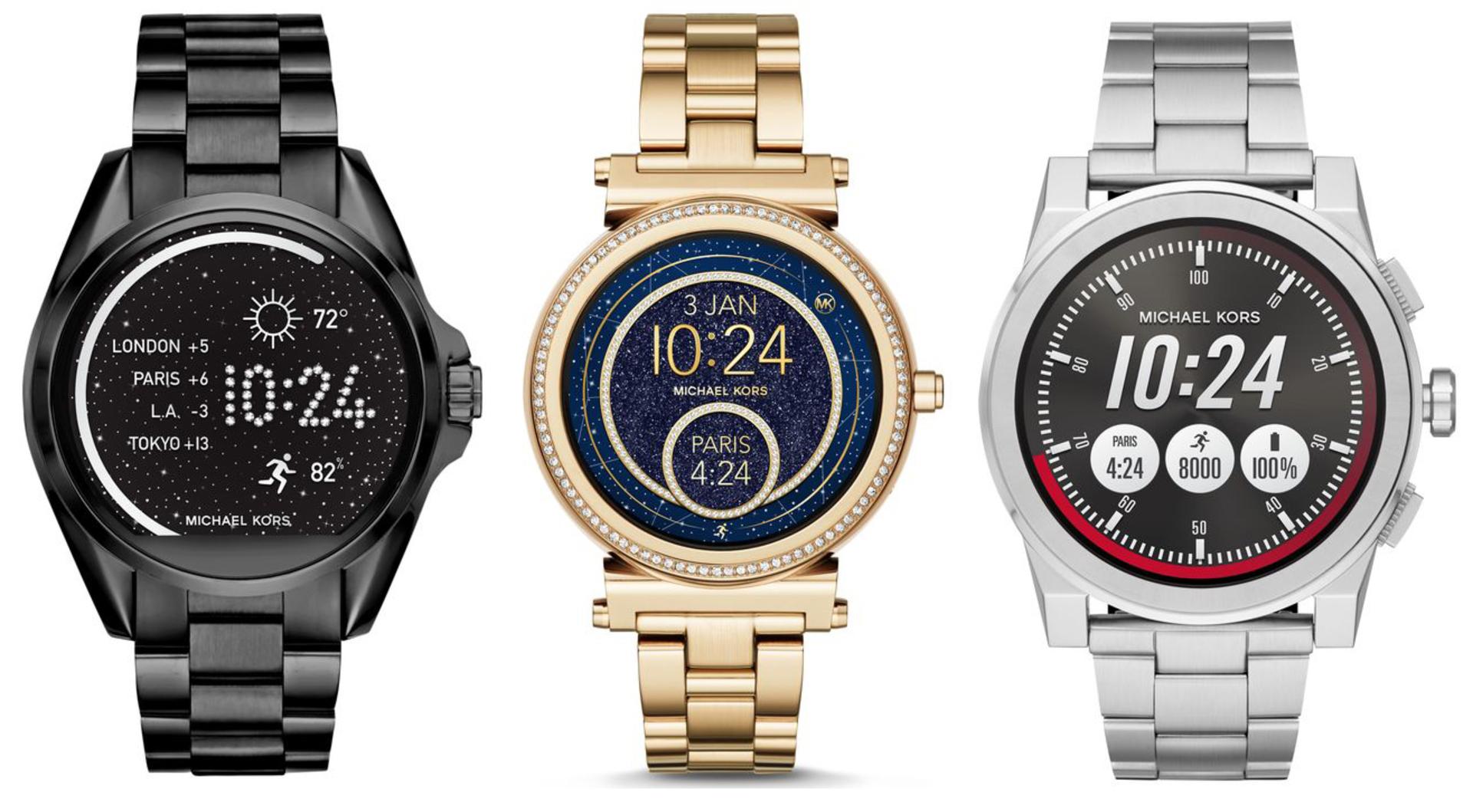 Fossil Group kondigt nieuwe smartwatches aan