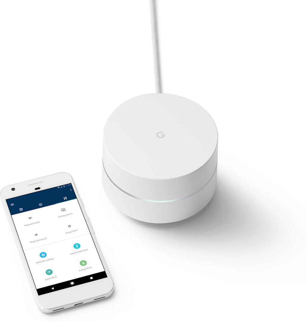 Google Wifi Preview Mesh Voor Iedereen Specificaties
