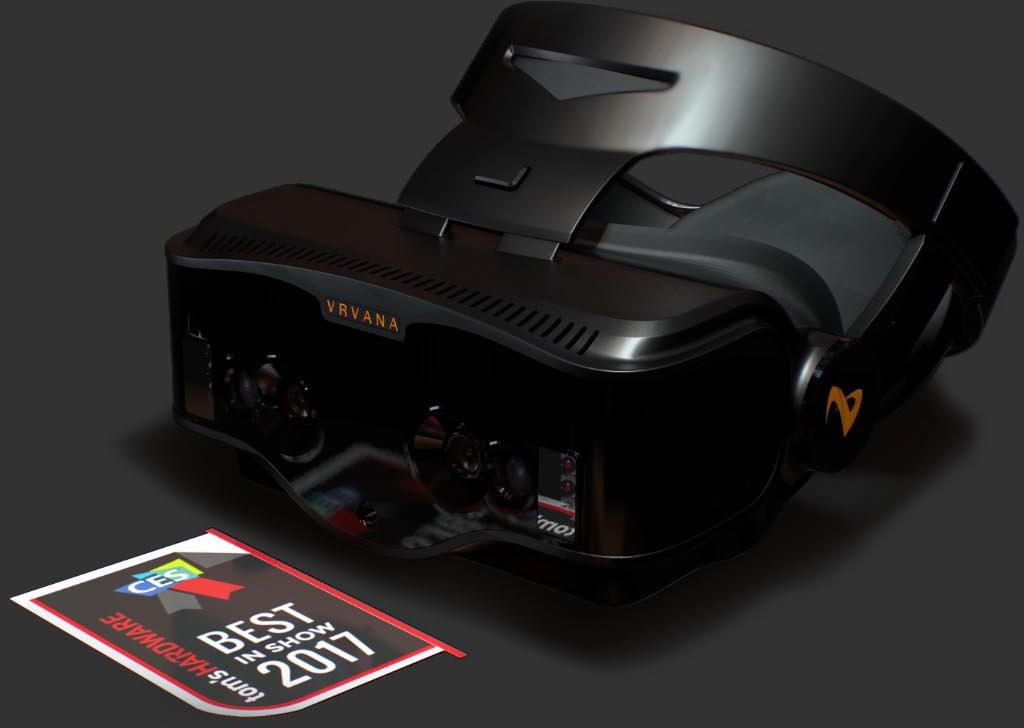 58a1963f86740a De techreus zou zijn eigen bril eind 2019 willen lanceren. Het door  Bloomberg beschreven apparaat heeft een ingebouwd scherm