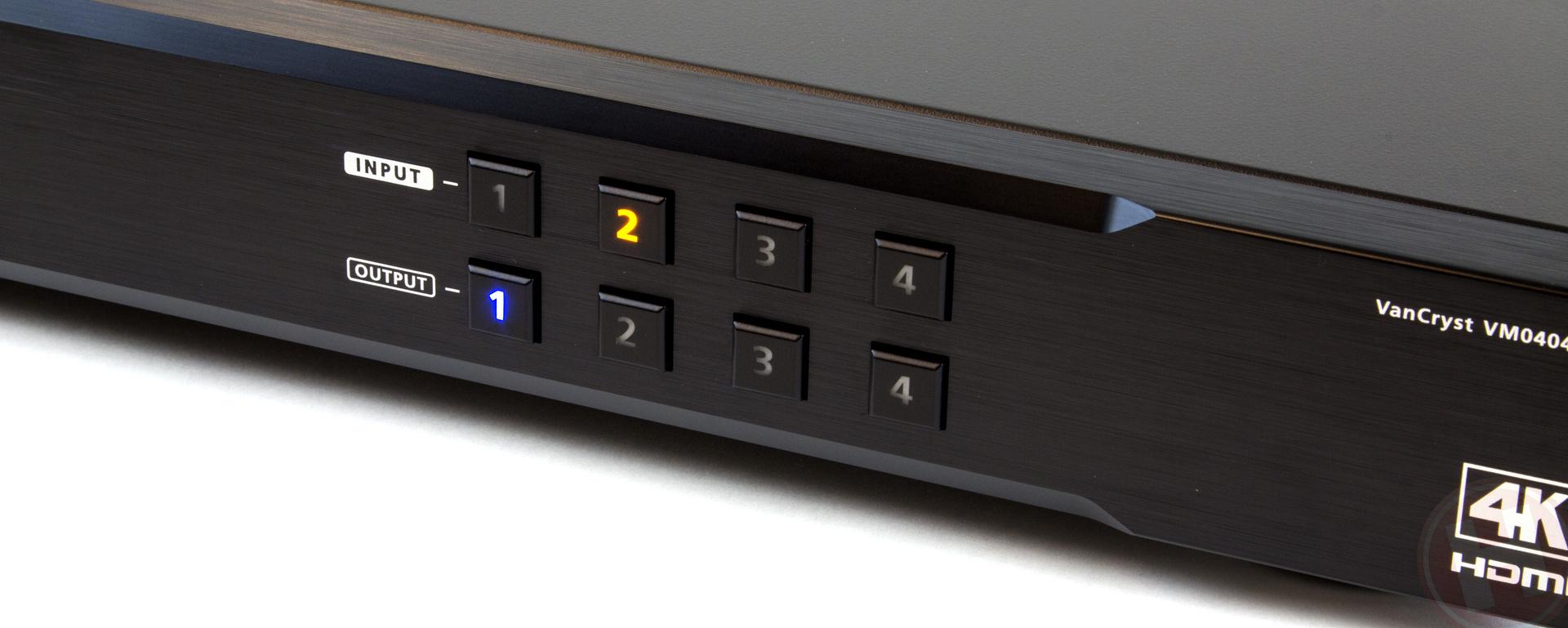 HDMI Matrix Switchers   Extron