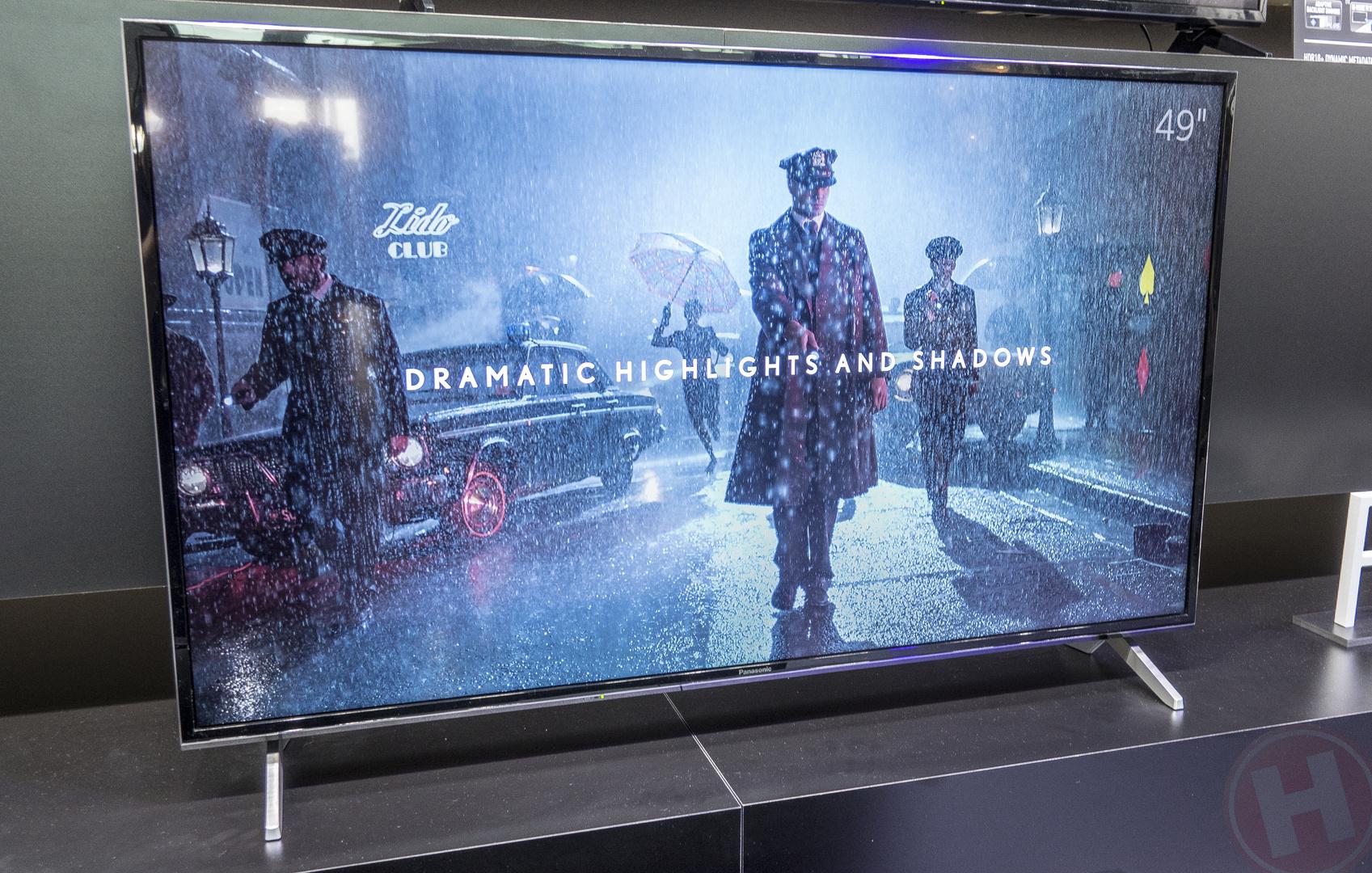 Panasonic 2018 Tv Preview Lcd Televisies Met Hdr
