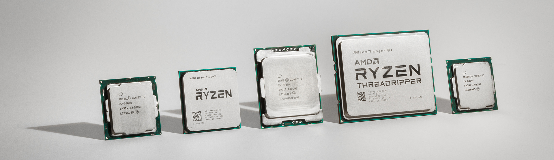 Both brands came up with tons of new Core and Ryzen processors. Time to  take stock: Which processor should you buy for which purpose?