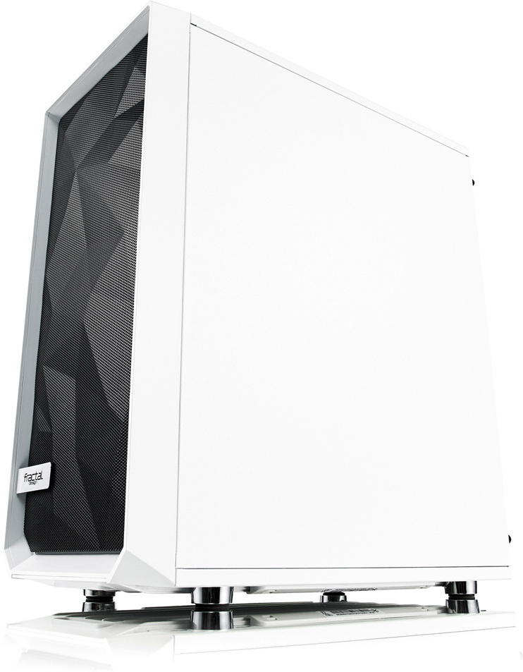 Fractal Design Introduceert Witte Variant Meshify C Behuizing