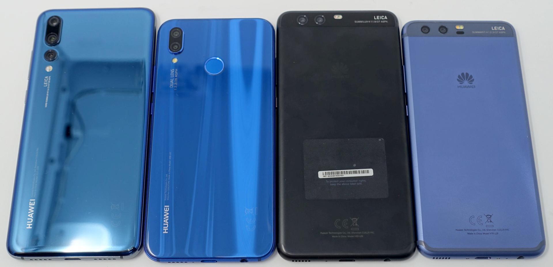 Huawei P20 en P20 Pro preview: met drie camera's naar de ...