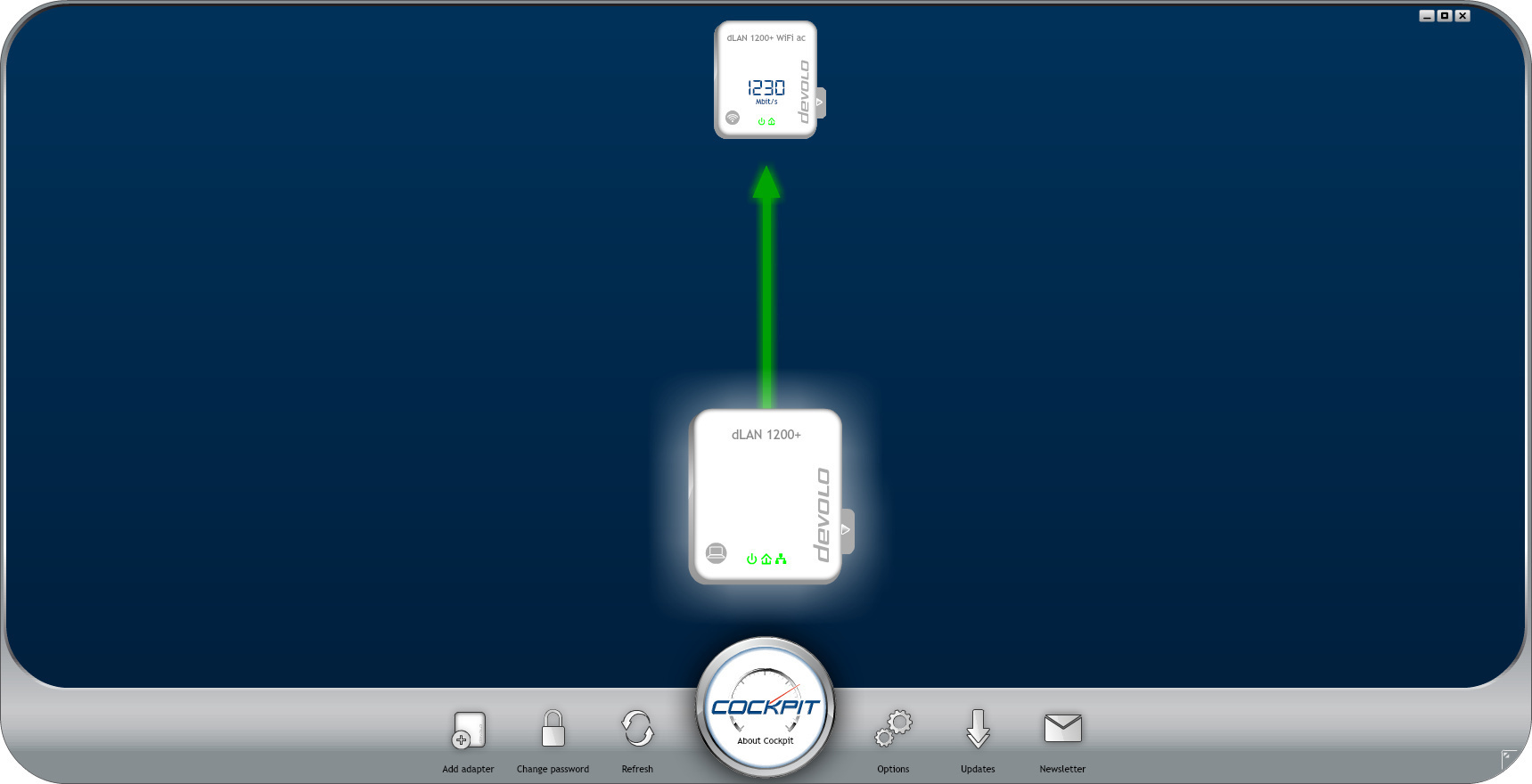 devolo dlan 1200 multiroom wifi kit review een compleet pakket software. Black Bedroom Furniture Sets. Home Design Ideas