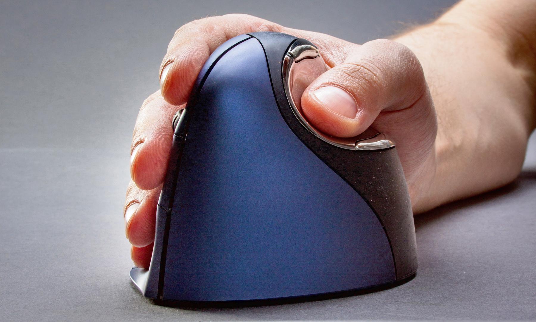 Verticaal muizen: 14 ergonomische muizen getest Hardware Info