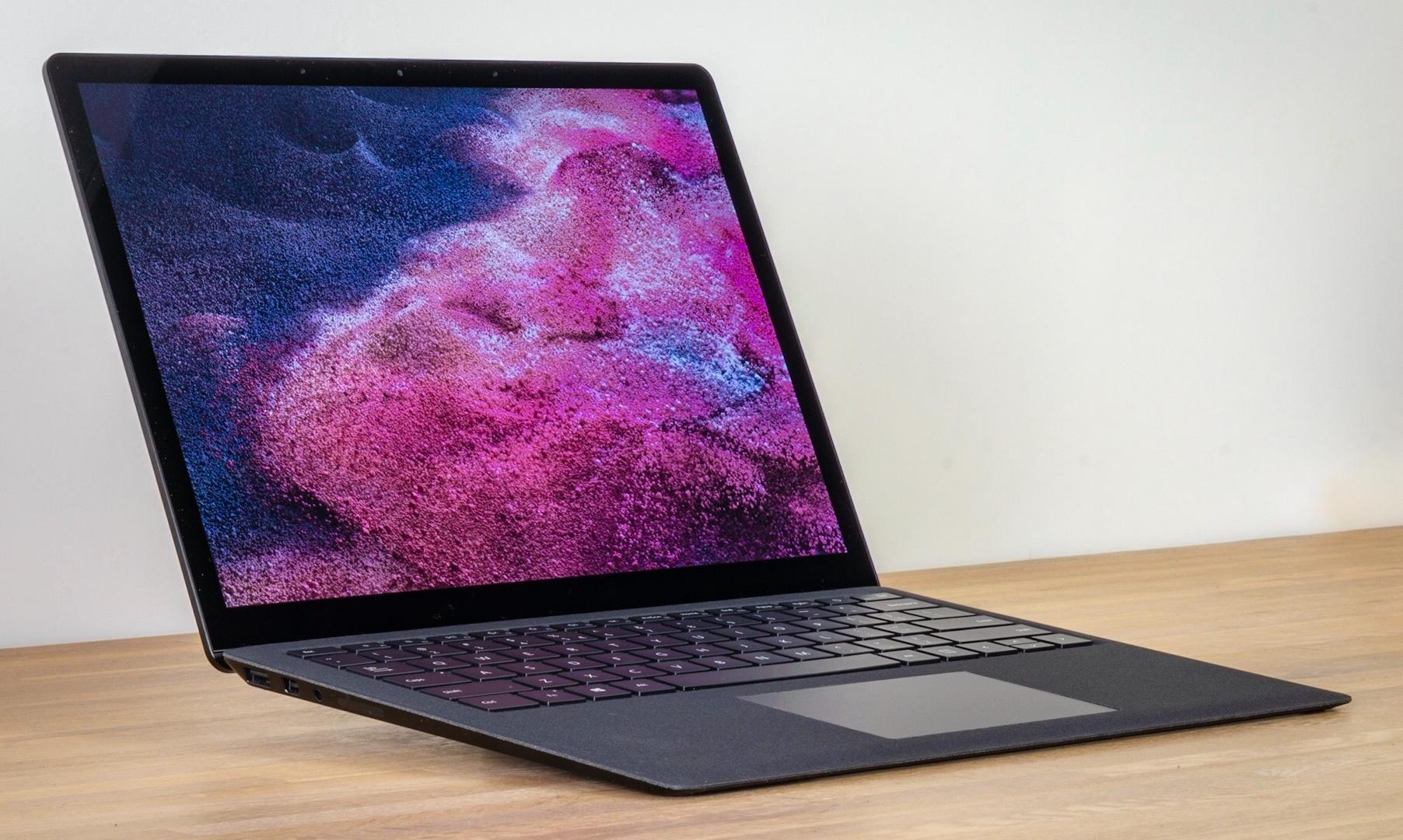 Microsoft Surface Laptop 2 Review Designstatement Maar Voor Wie Hardware Info