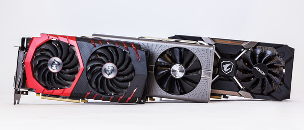 AMD Radeon RX 570 en RX 580 review (incl  4-way Crossfire