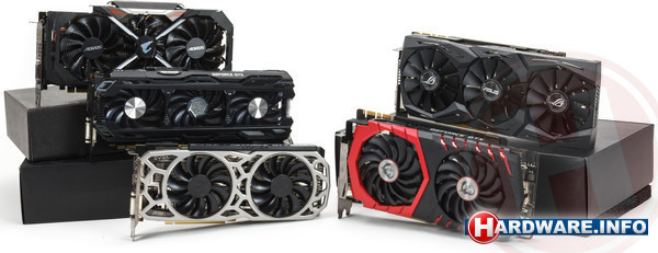 Nvidia GeForce GTX 1080 Ti round-up: wie heeft de beste? - Hardware Info