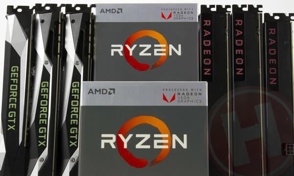 AMD Ryzen 5 2400G & Ryzen 3 2200G Raven Ridge review: MMO