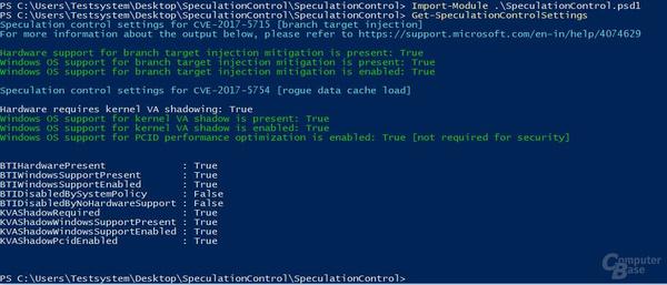 Microsoft en Intel brengen Spectre-patch voor Windows 10 uit: BIOS