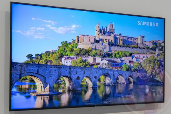Samsung 2018 TV preview: QLED als serieuze OLED-tegenhanger