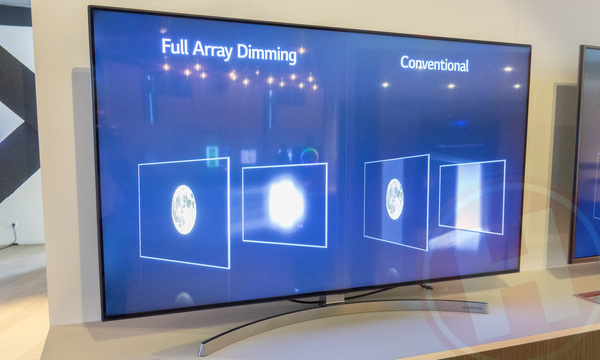 LG 2018 TV preview: OLED verfijnd - Hardware Info