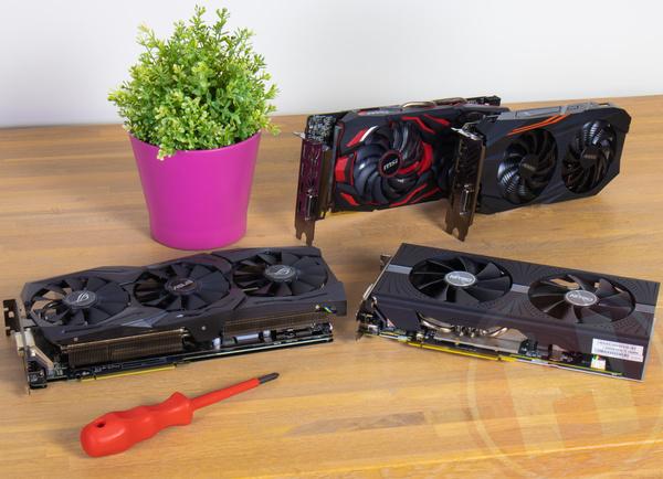 AMD Radeon RX 580 round-up anno 2018: nieuwe kaarten, nieuwe kansen