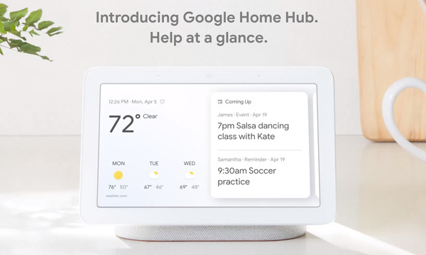 google home hub - photo #26
