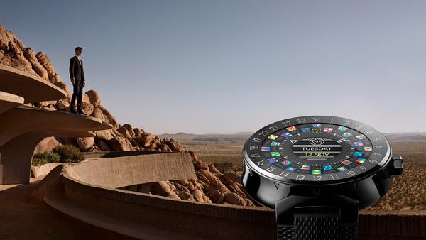 Louis Vuitton's dure Tambour Horizon smartwatch vernieuwd ...