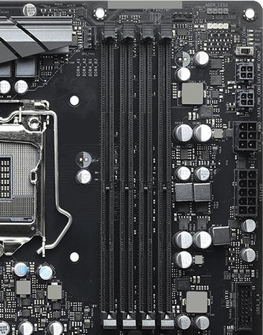 De bijzondere ATX12VO stroomtoevoer van de Phantom Gaming 4SR